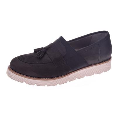 تصویر کفش چرم زنانه پانیسا مدل 705B