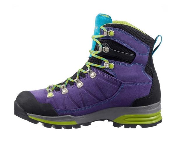 کفش کوهنوردی زنانه کیلند مدل TITAN ROCK GTX  LILAC LIME