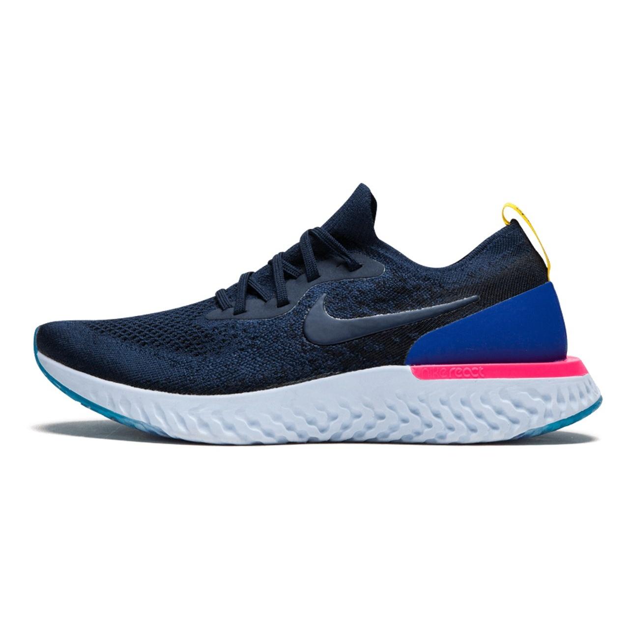 کفش ورزشی زنانه مخصوص دویدن مدل Epic React  Flyknit