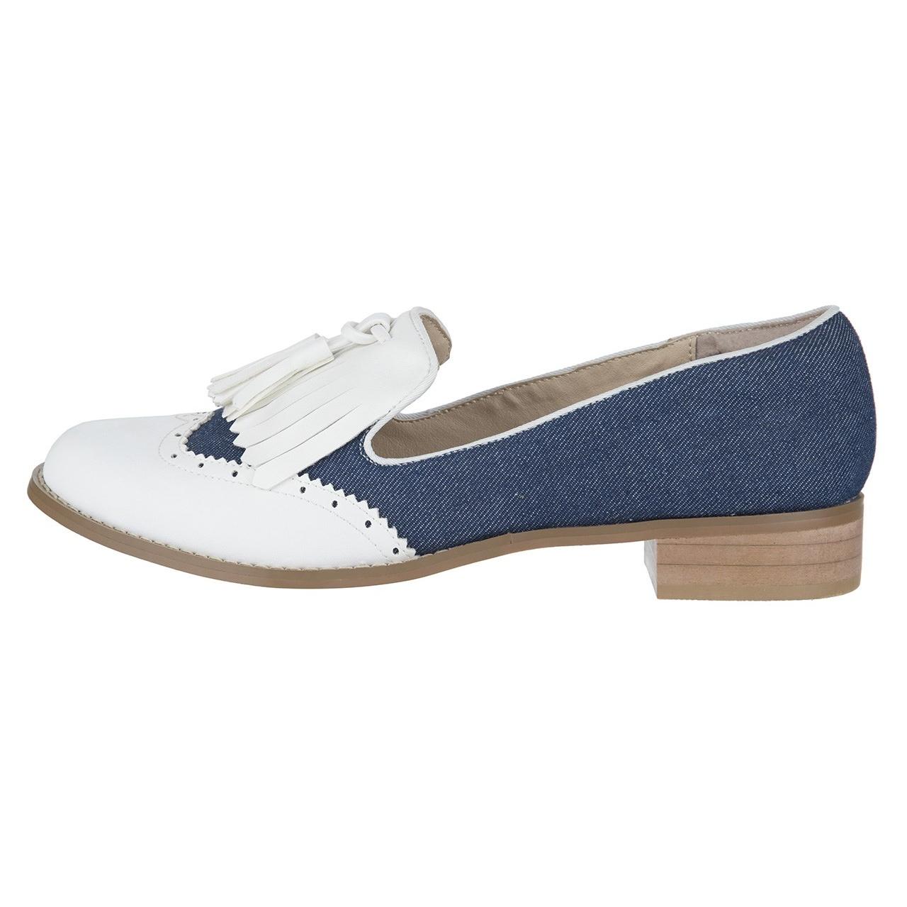 کفش زنانه ایزان کالاس مدل Tassel 400