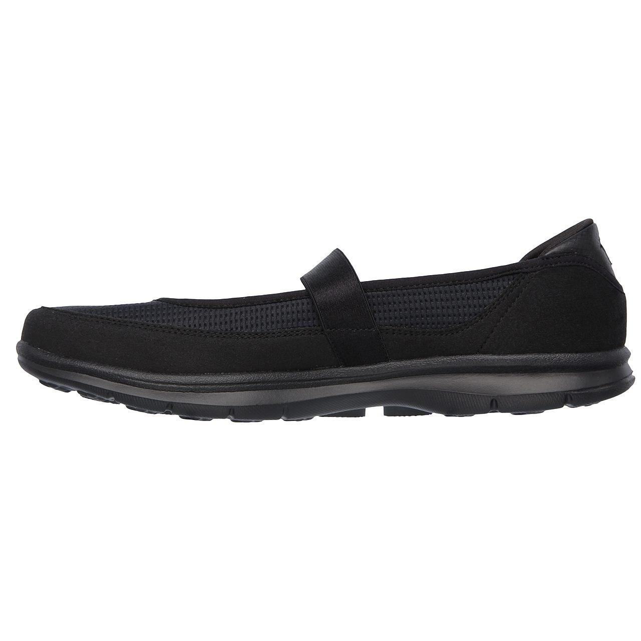 کفش راحتی زنانه اسکچرز مدل 14213BBK