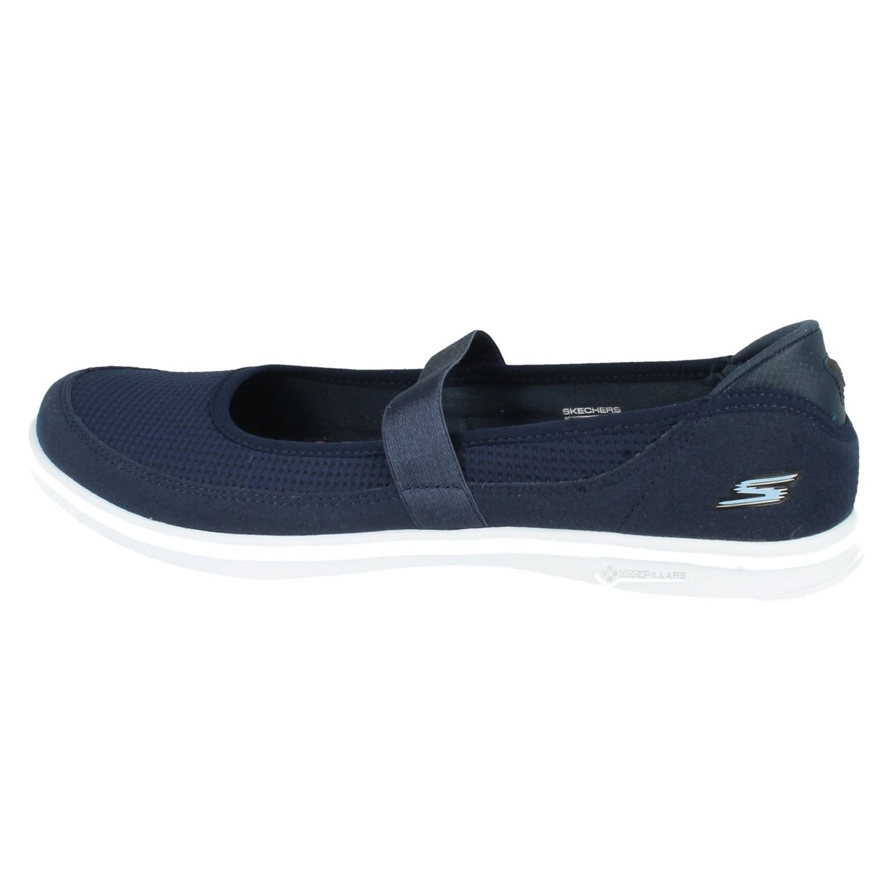 کفش راحتی زنانه اسکچرز مدل 14213NVLB