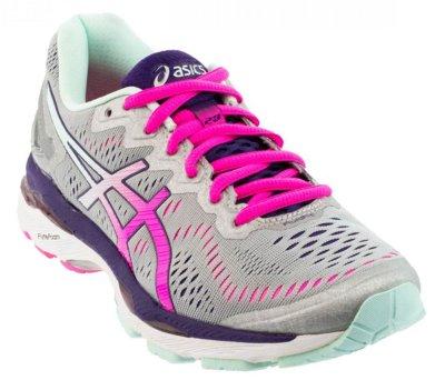 تصویر کفش ورزشی زنانه مخصوص دویدن و پیاده روی مدل Gel kayano 23