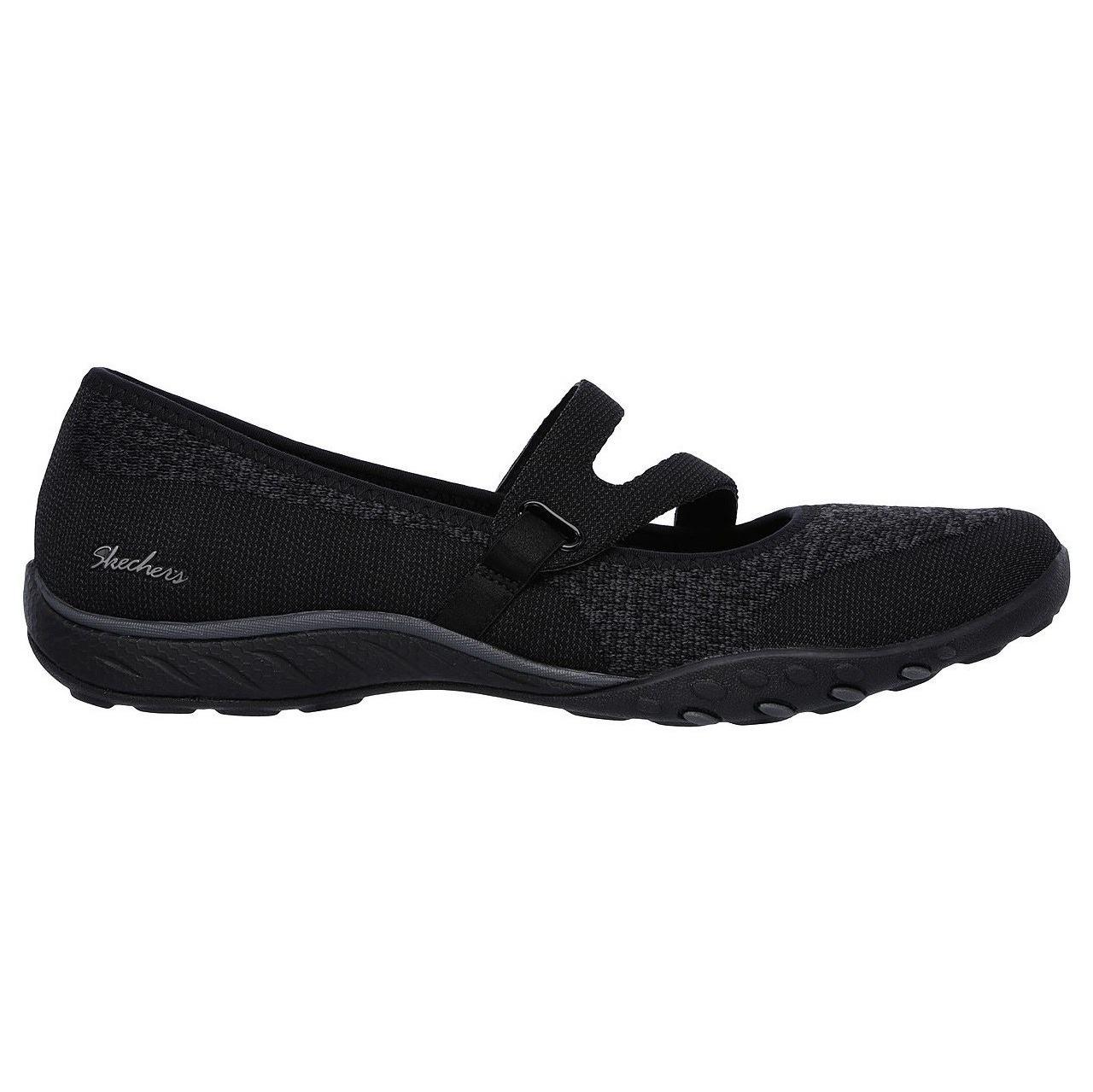 کفش راحتی زنانه اسکچرز مدل 23005BLK -  - 6