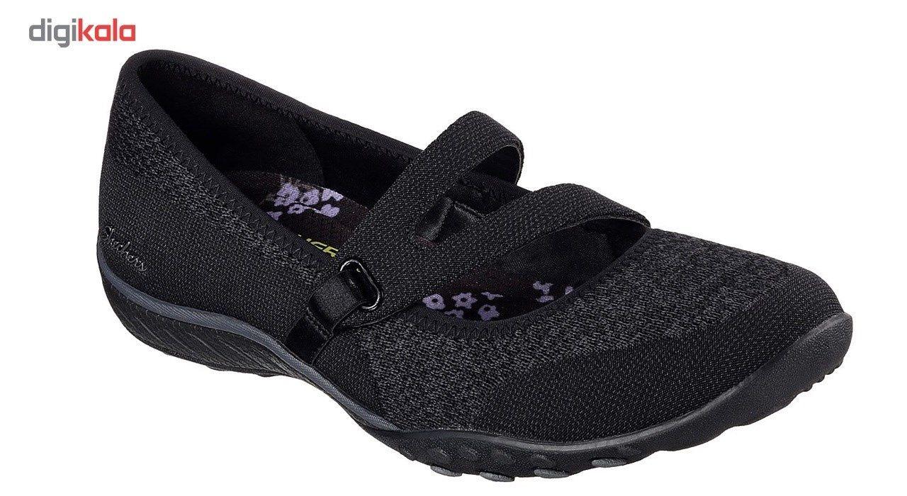 کفش راحتی زنانه اسکچرز مدل 23005BLK -  - 5