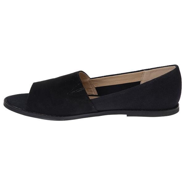 کفش زنانه ایزان کالاس مدلOpenToeFlat 900