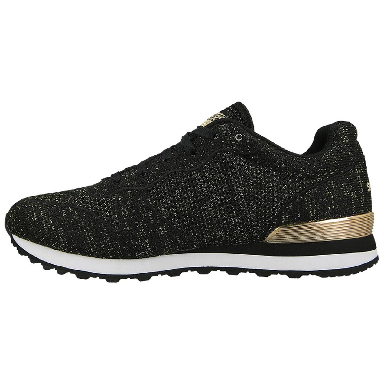 کفش مخصوص دویدن زنانه اسکچرز مدل 709BKGD