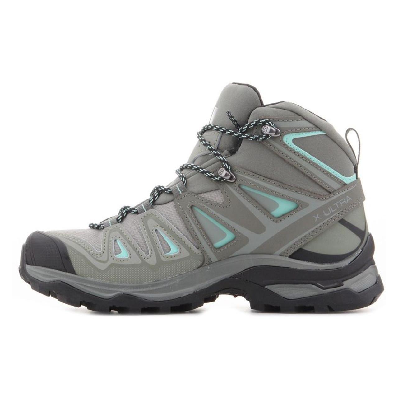 خرید                     کفش کوهنوردی زنانه سالومون مدل 401346