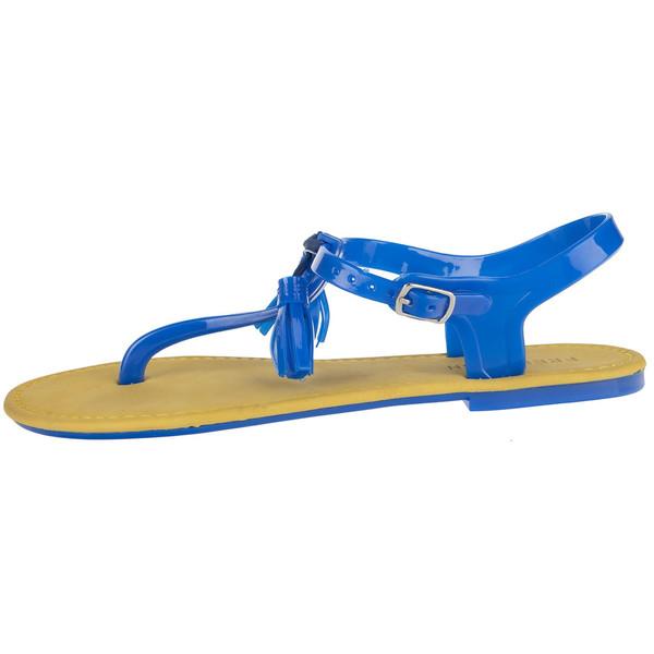 صندل زنانه فری فیش مدل Betta Ocean Blue