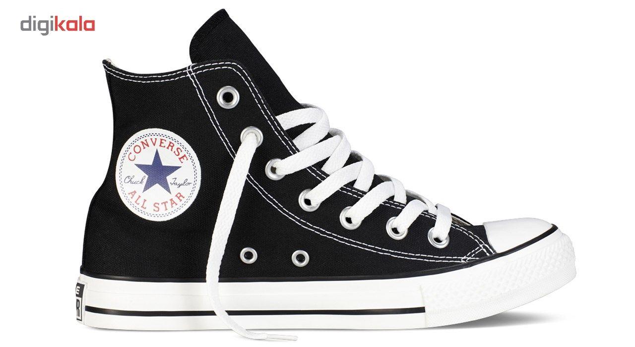 کفش راحتی کانورس مدل Chuck Taylor All Star High main 1 5