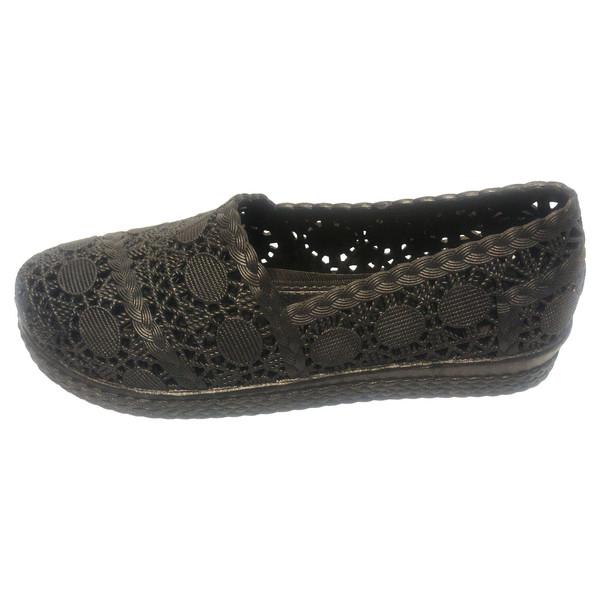 کفش روفرشی ژله ای آبرنگ مدل گیپور کد 001