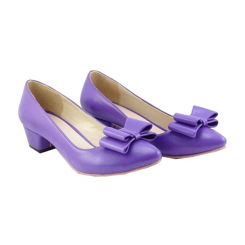 کفش پاشنه دار زنانه آذاردو مدل W07014