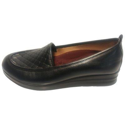 تصویر کفش طبی آبرنگ مدل کالج کد 001
