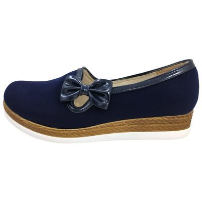 تصویر کفش زنانه راحتی  مدل عروسکی کد 2557