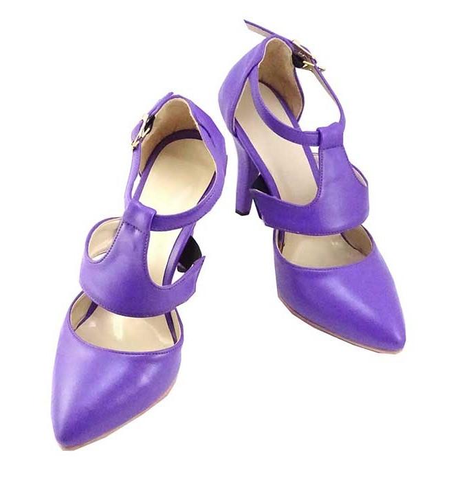 کفش پاشنه دار زنانه آذاردو مدل W06914