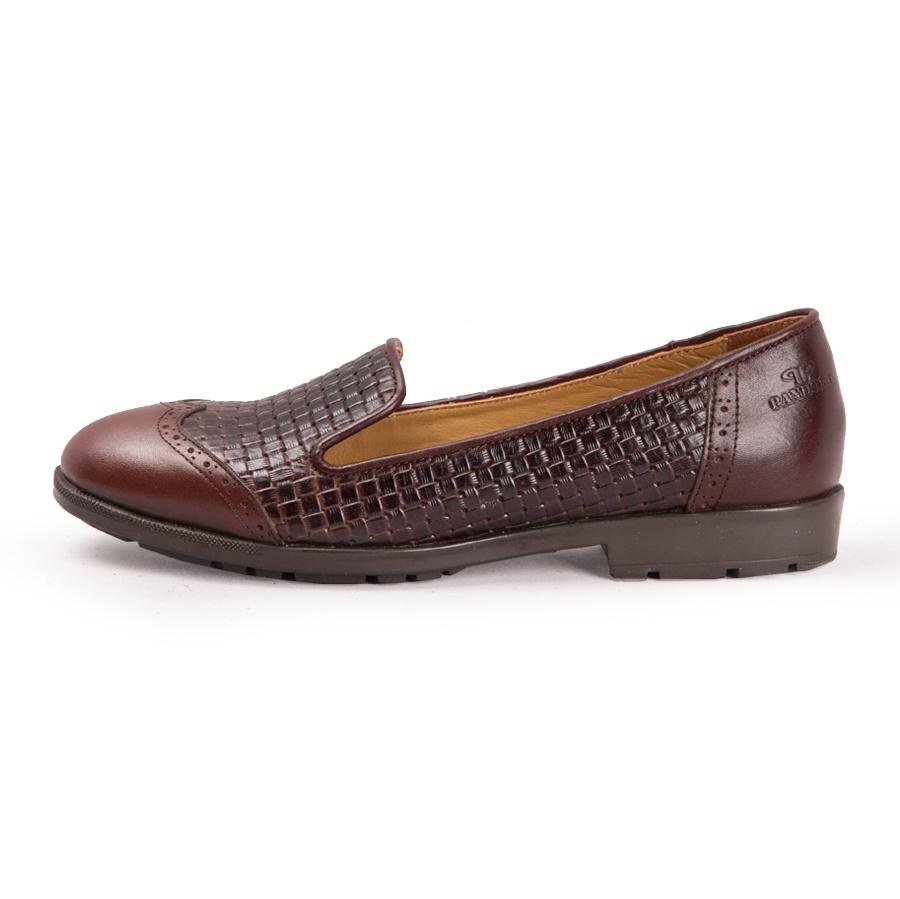کفش زنانه پاندورا مدل W260 قهوه ای