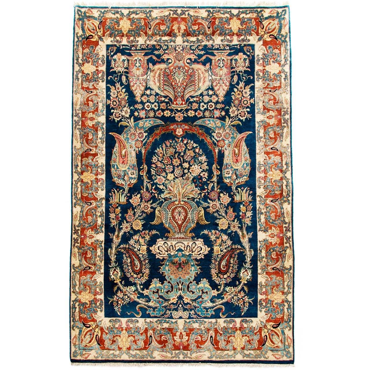 فرش دستبافت هفت متری کد 101972