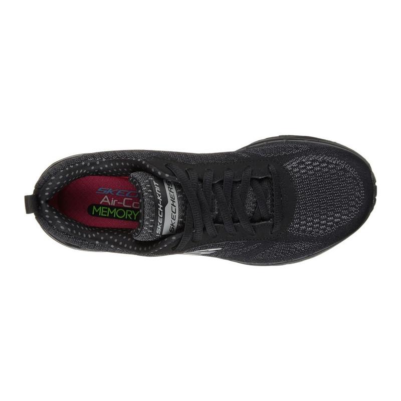 کفش مخصوص پیاده روی زنانه اسکچرز مدل MIRACLE 12111BBK