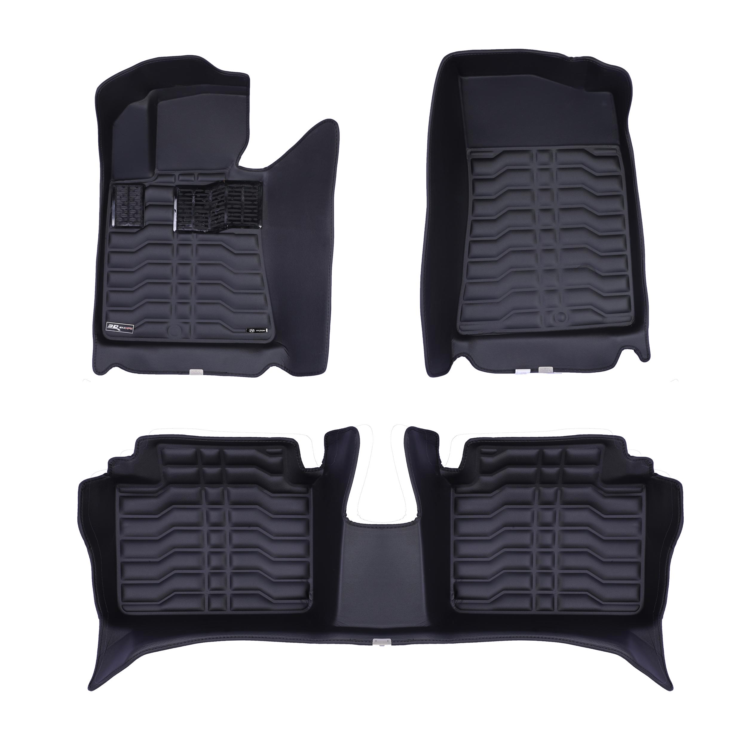 کفپوش سه بعدی خودرو تری دی مکس اچ اف کی مدل HS1125452 مناسب برای جنسیس سدان