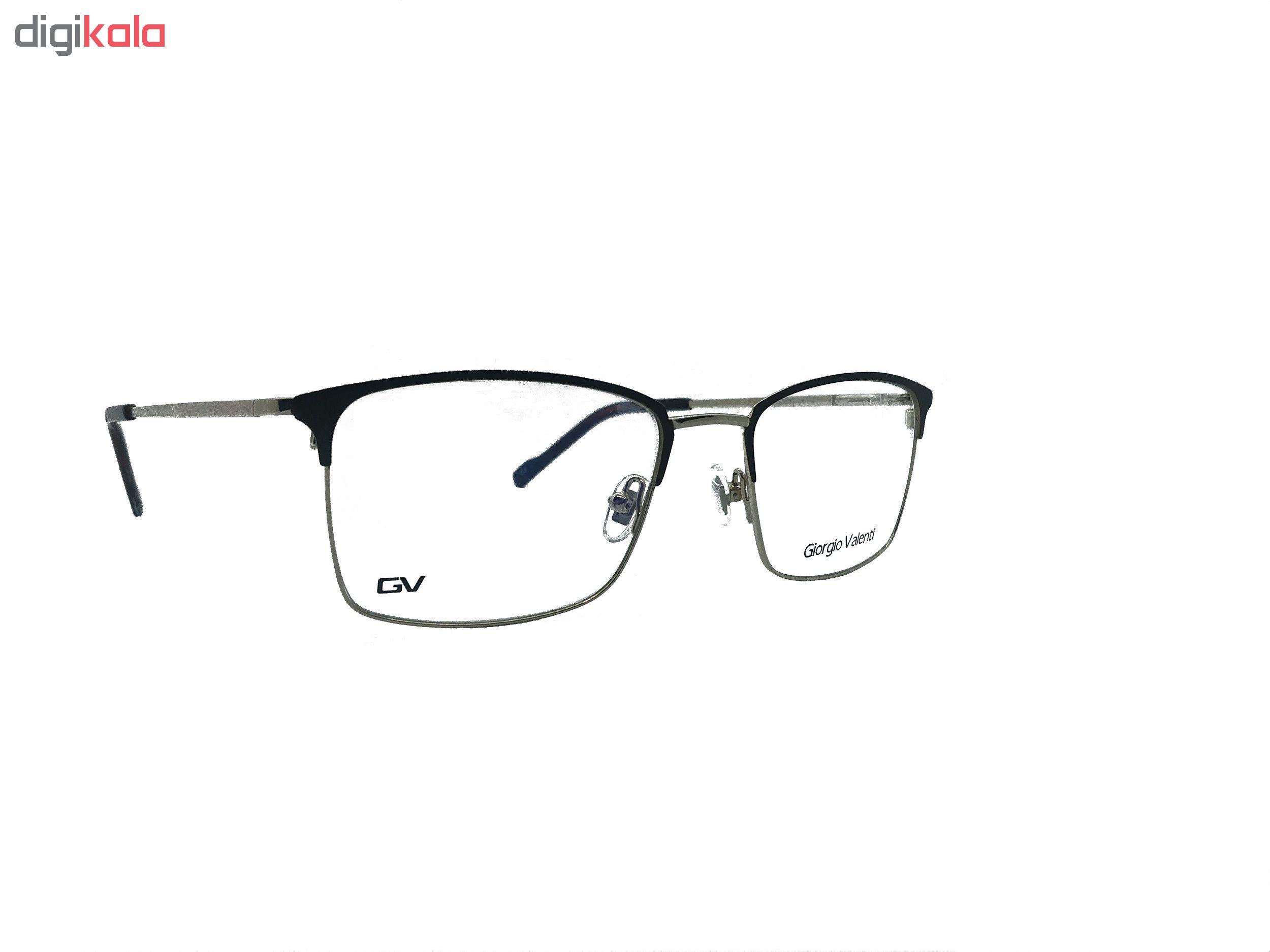 فریم عینک طبی مردانه جورجیو ولنتی مدل GV-4460