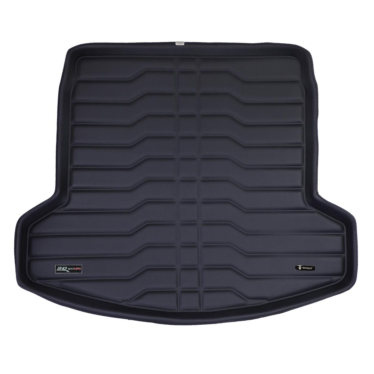 کفپوش سه بعدی صندوق خودرو تری دی مکس اچ اف کی مدل HS1125452 مناسب برای رنو تالیسمان