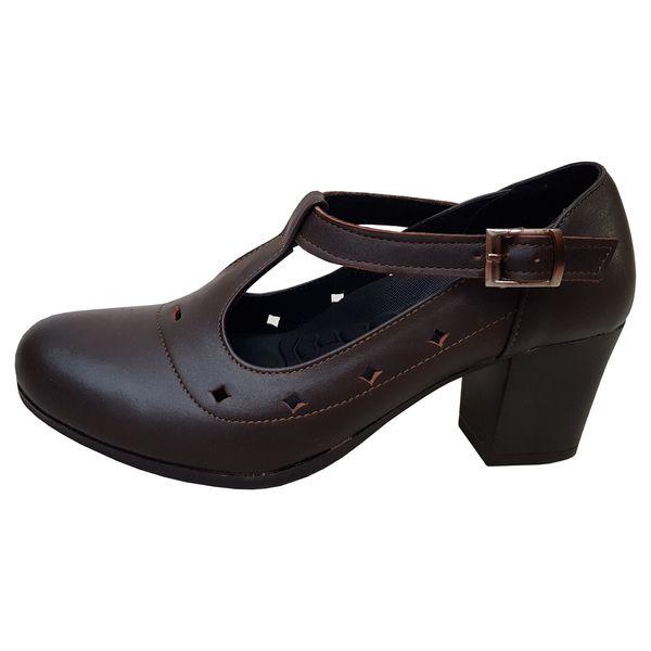 کفش زنانه چرم دیاکو مدل 3001