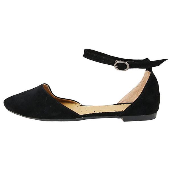 کفش زنانه طرح بنددار کد 159012202