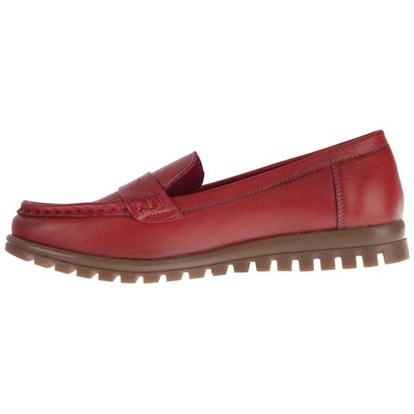 کفش راحتی زنانه دریچی مدل  Red 4897