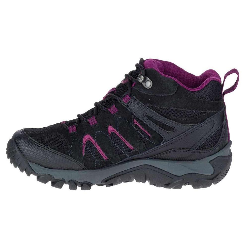 کفش مخصوص پیاده روی زنانه مرل مدل 09516