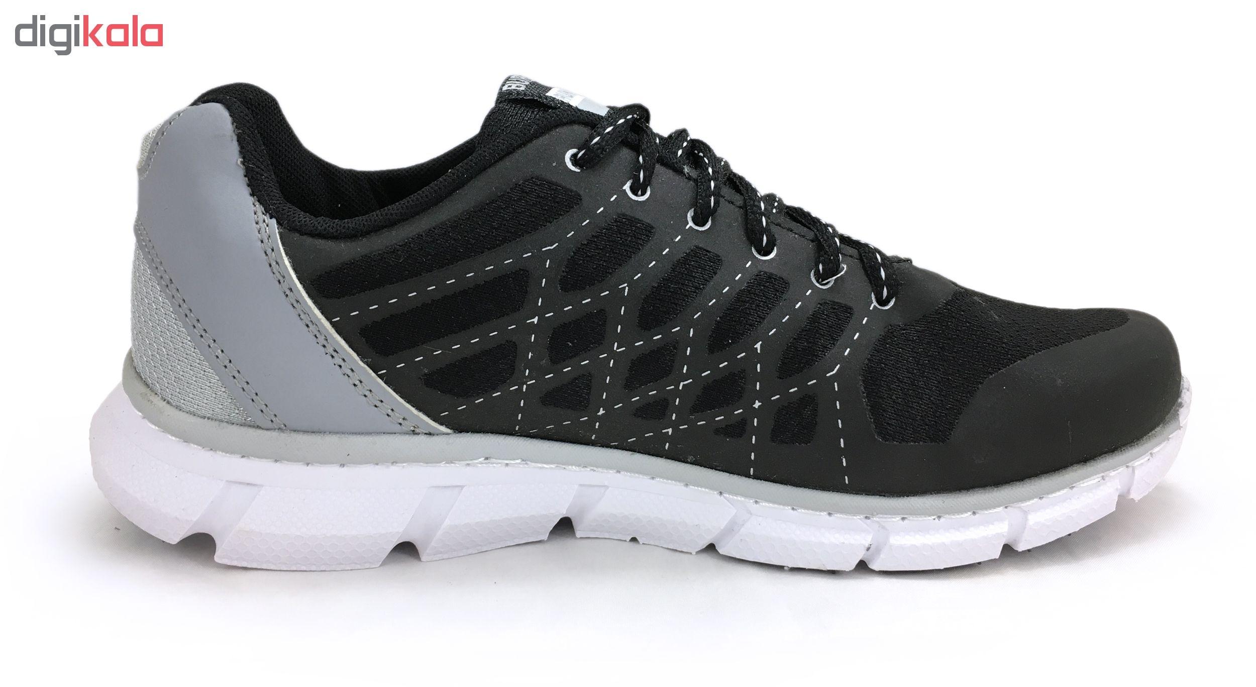 کفش مخصوص پیاده روی زنانه مدل بنفشه کد 3012