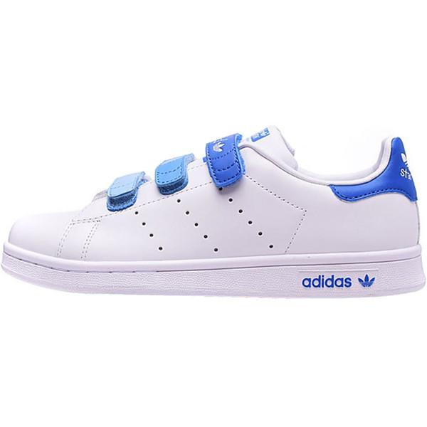 کفش راحتی زنانه آدیداس مدل Stan Smith CF-Blue