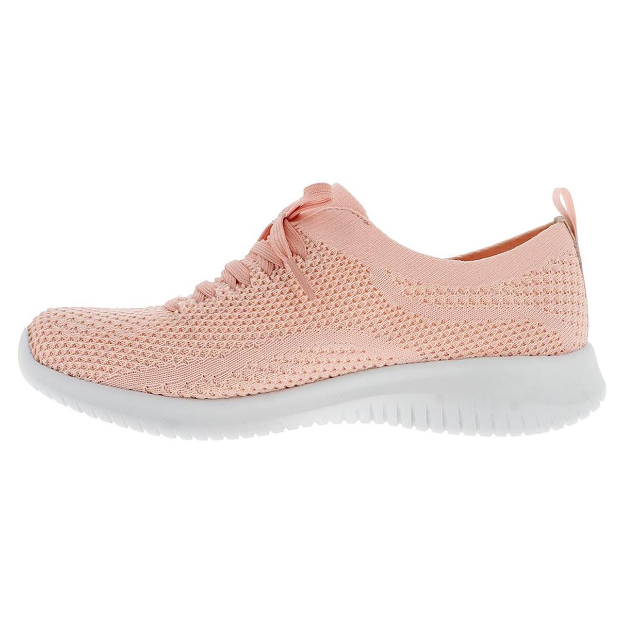 کفش مخصوص پیاده روی زنانه اسکچرز مدل MIRACLE 12841LTPK