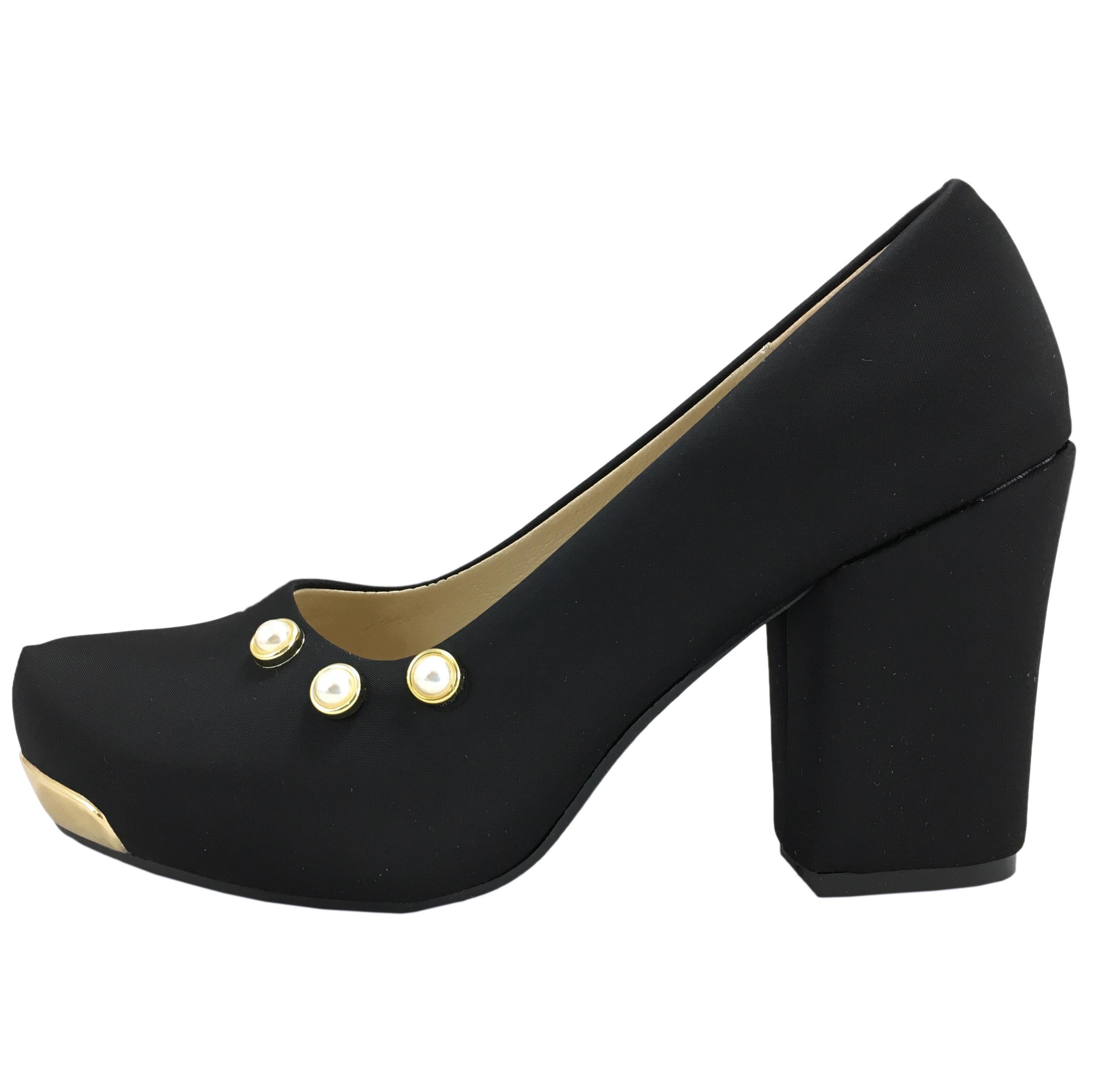 تصویر کفش  زنانه مدل مجلسی کد A080