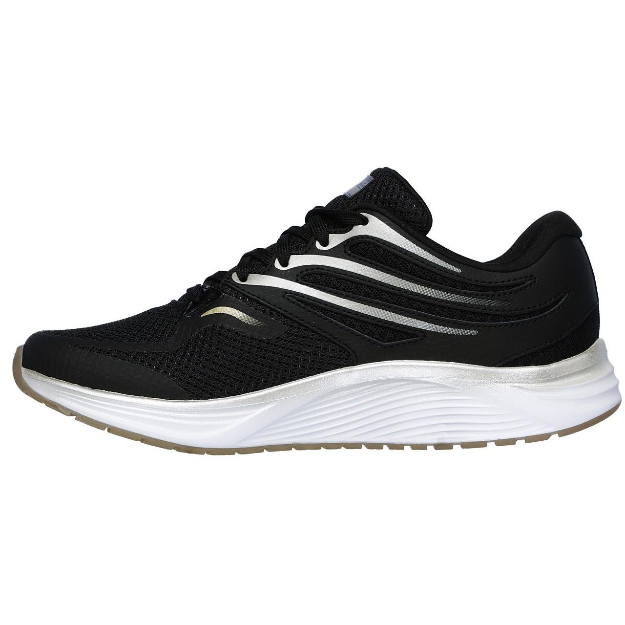 کفش مخصوص پیاده روی زنانه اسکچرز مدل 13041BKGD