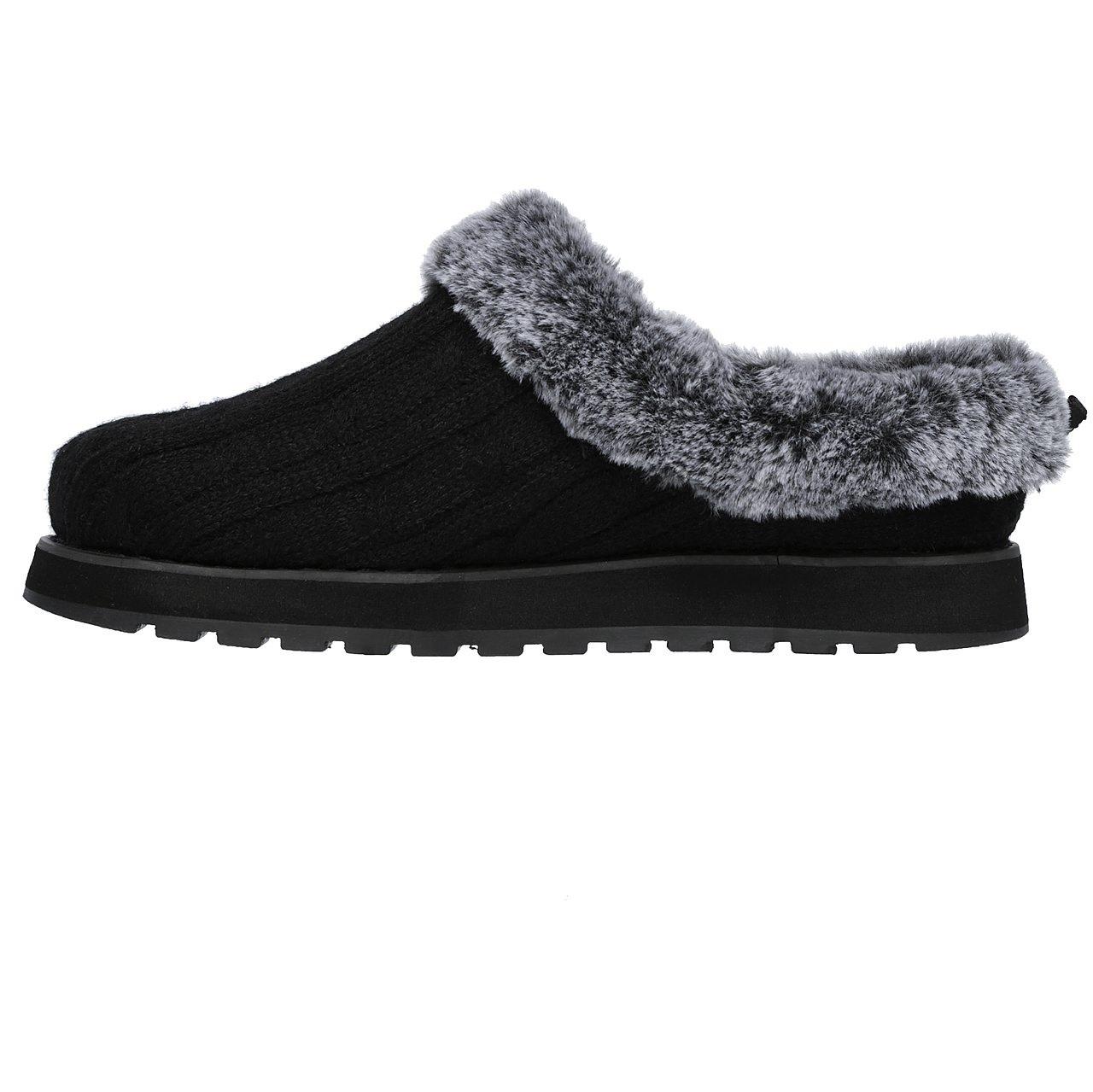 کفش پیاده روی زمستانی نه اسکچرز مدل 31204blk