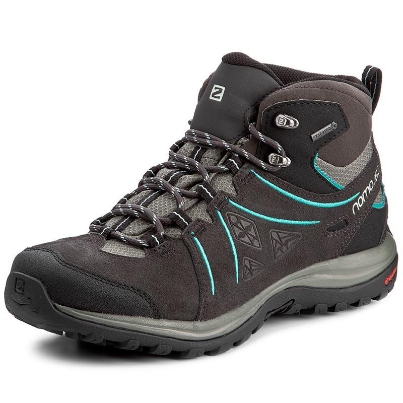 کفش مخصوص پیاده روی زنانه سالومون مدل 394735