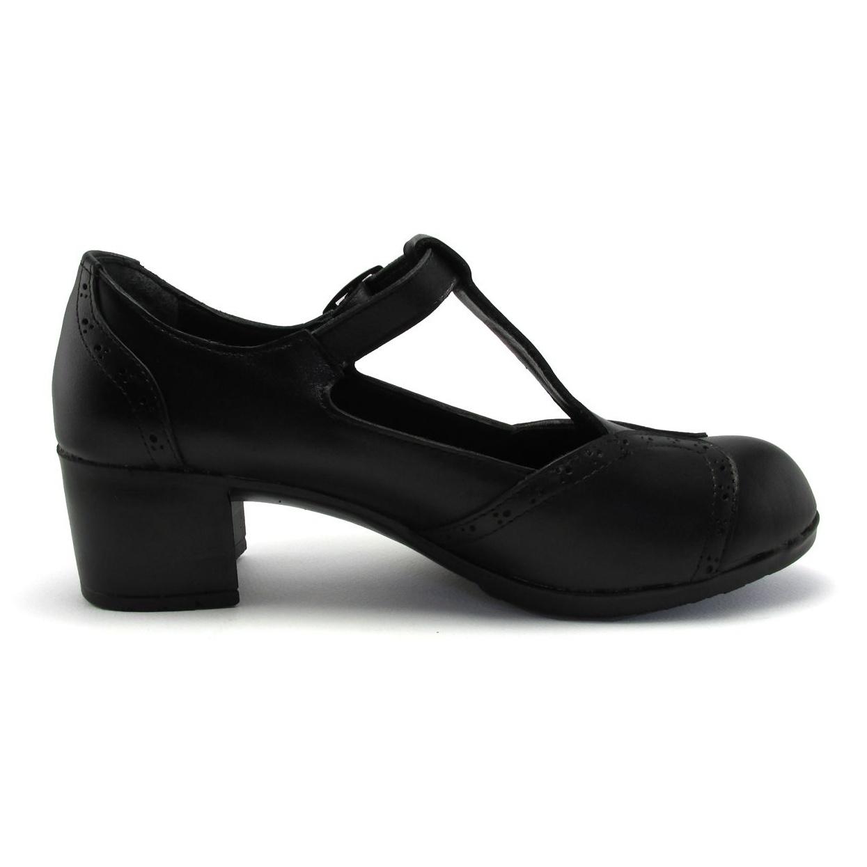 کفش نه مدل B61 رنگ مشکی