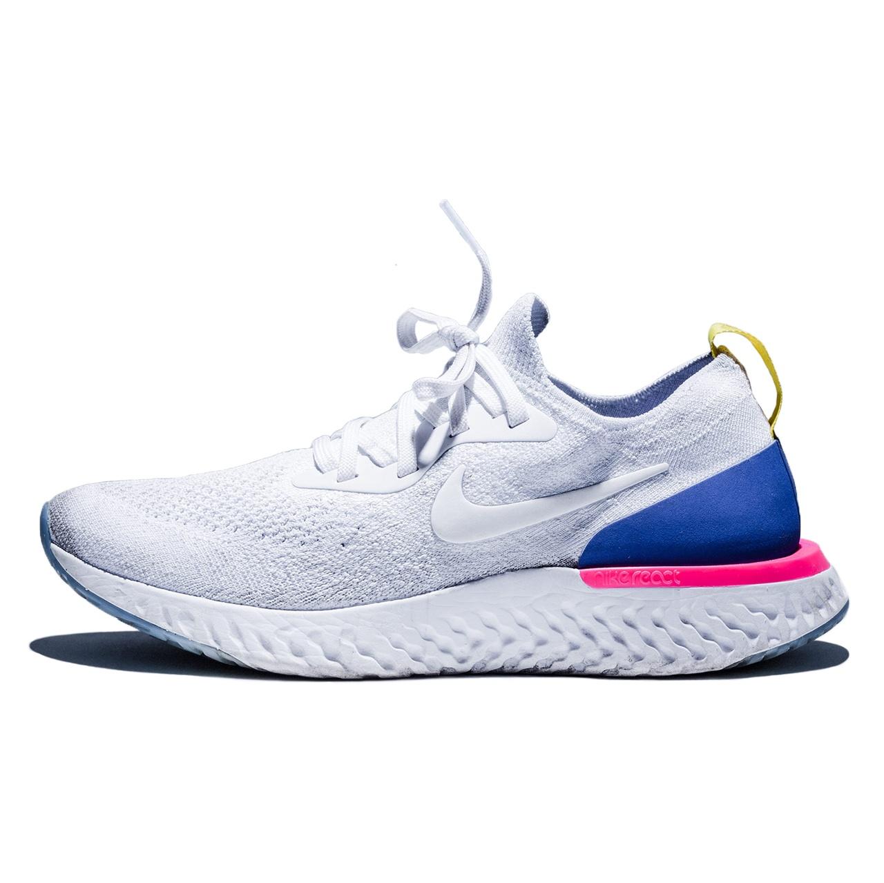 کفش مخصوص دویدن زنانه نایکی مدل Epic React Flyknit