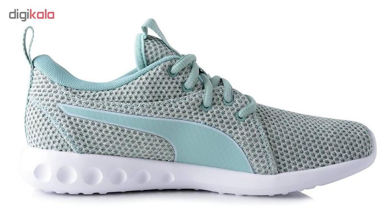 کفش مخصوص دویدن زنانه پوما مدل Carson 2 Nature Knit