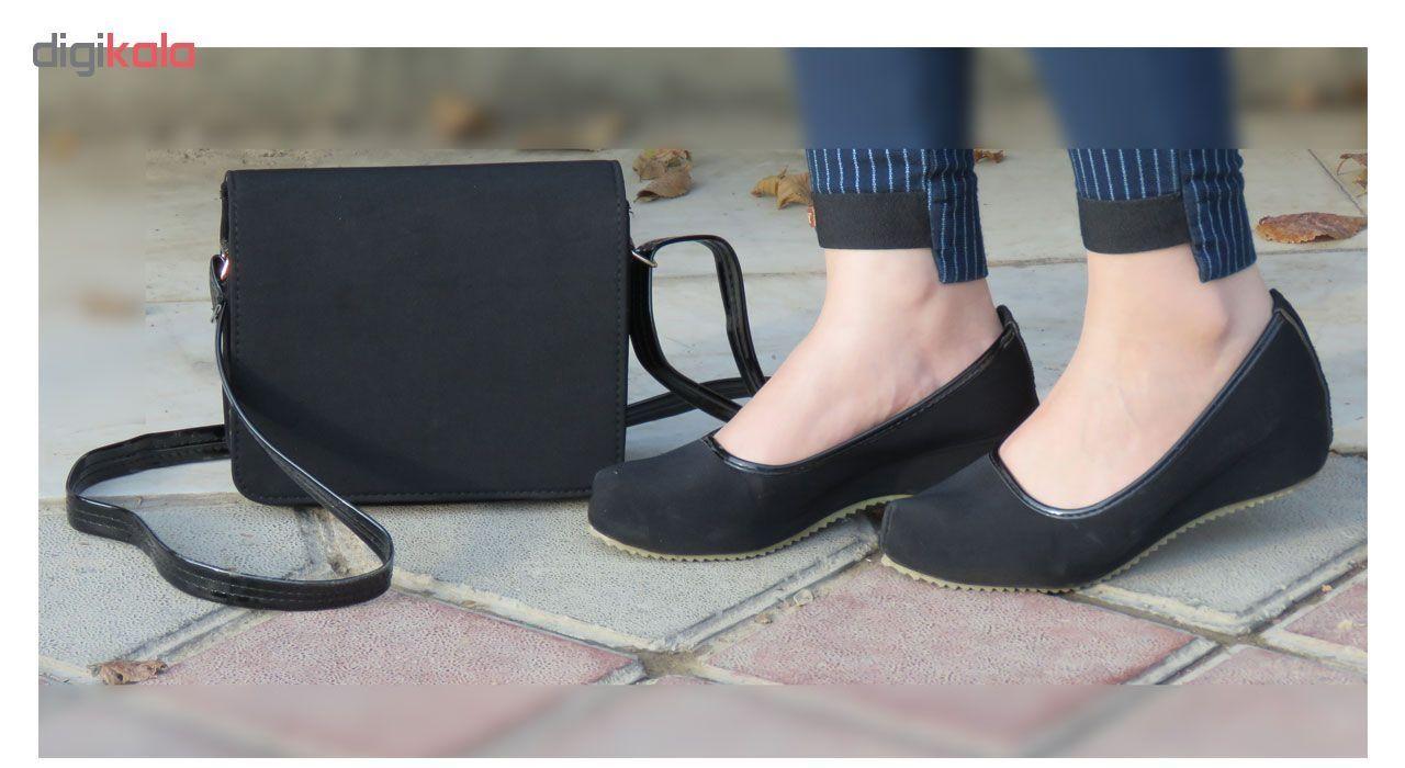ست کیف و کفش زنانه کد PR800 main 1 4