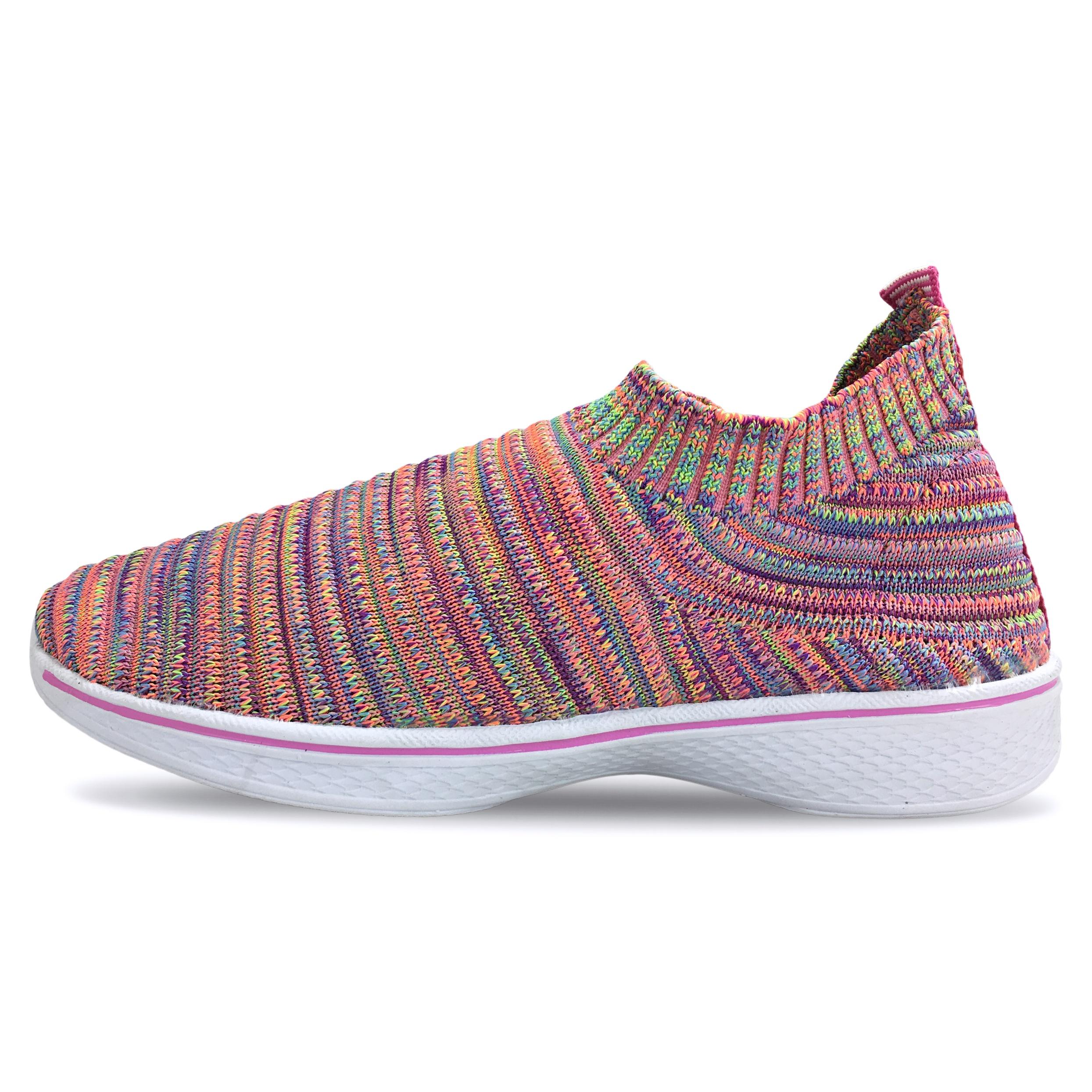 کفش مخصوص پیاده روی زنانه نسیم مدل مارسی کد A210