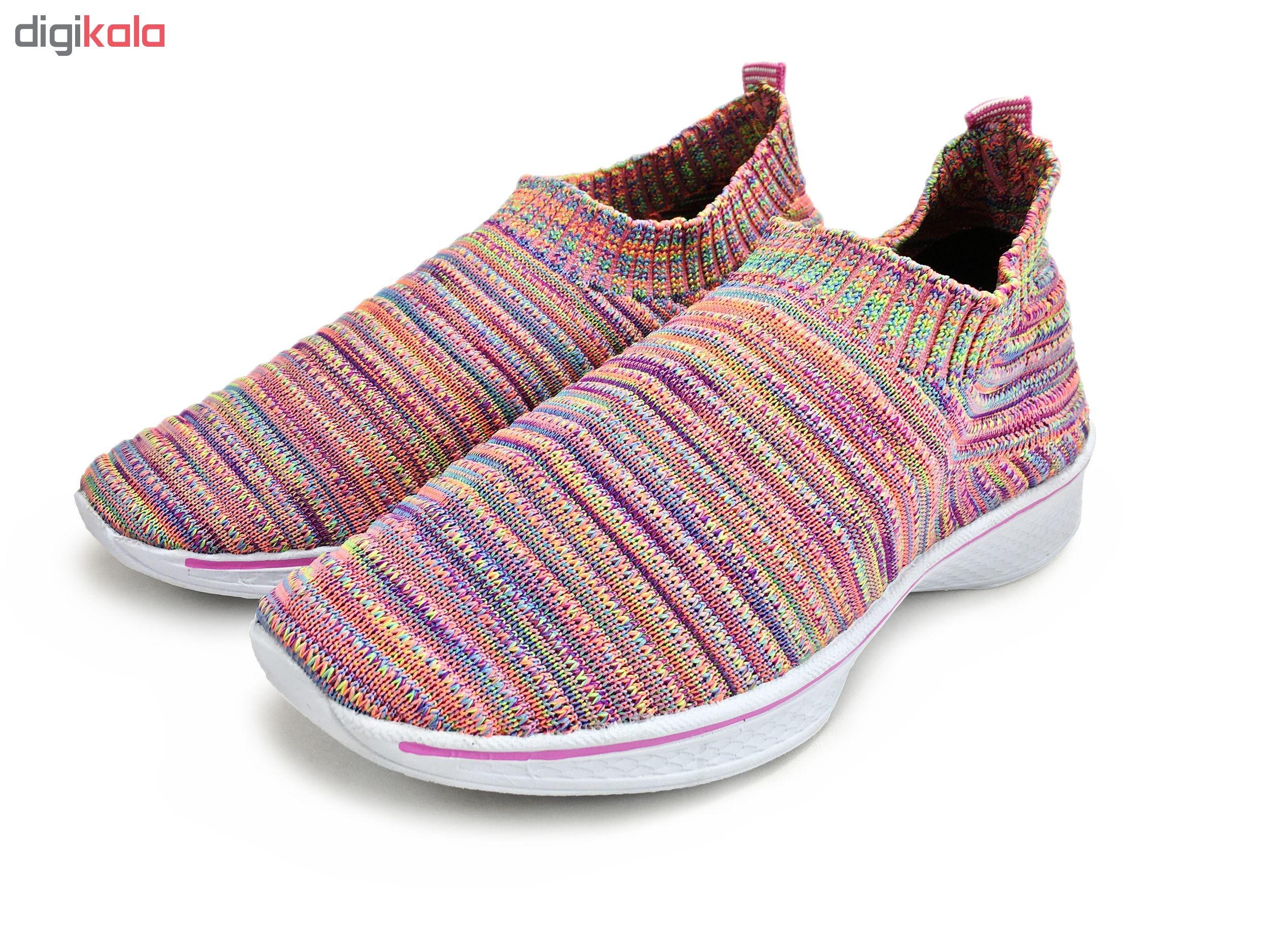 کفش مخصوص پیاده روی زنانه نسیم مدل مارسی کد A210              خرید
