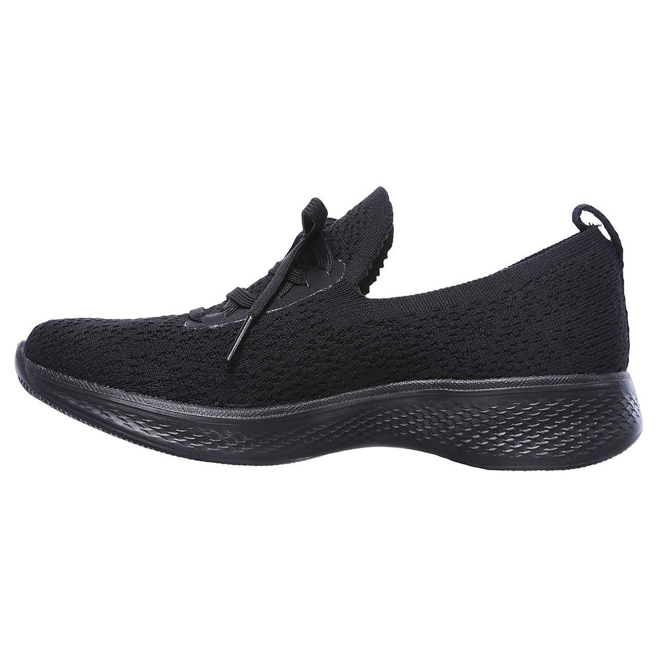 کفش راحتی زنانه اسکچرز مدل 14917 bbk