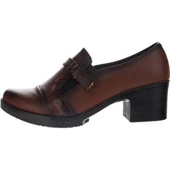 کفش زنانه سینا مدل بنفشه عسلی کد21