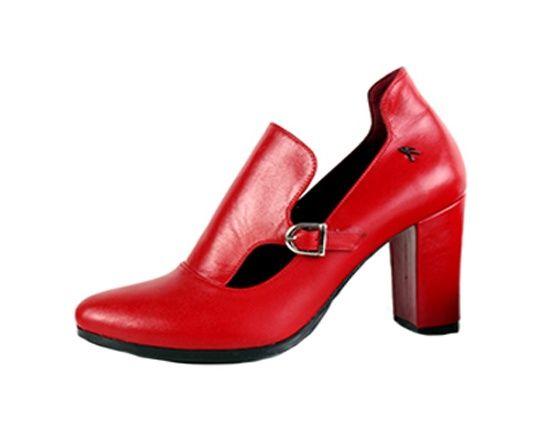 کفش زنانه نیکلاس کد 143-R