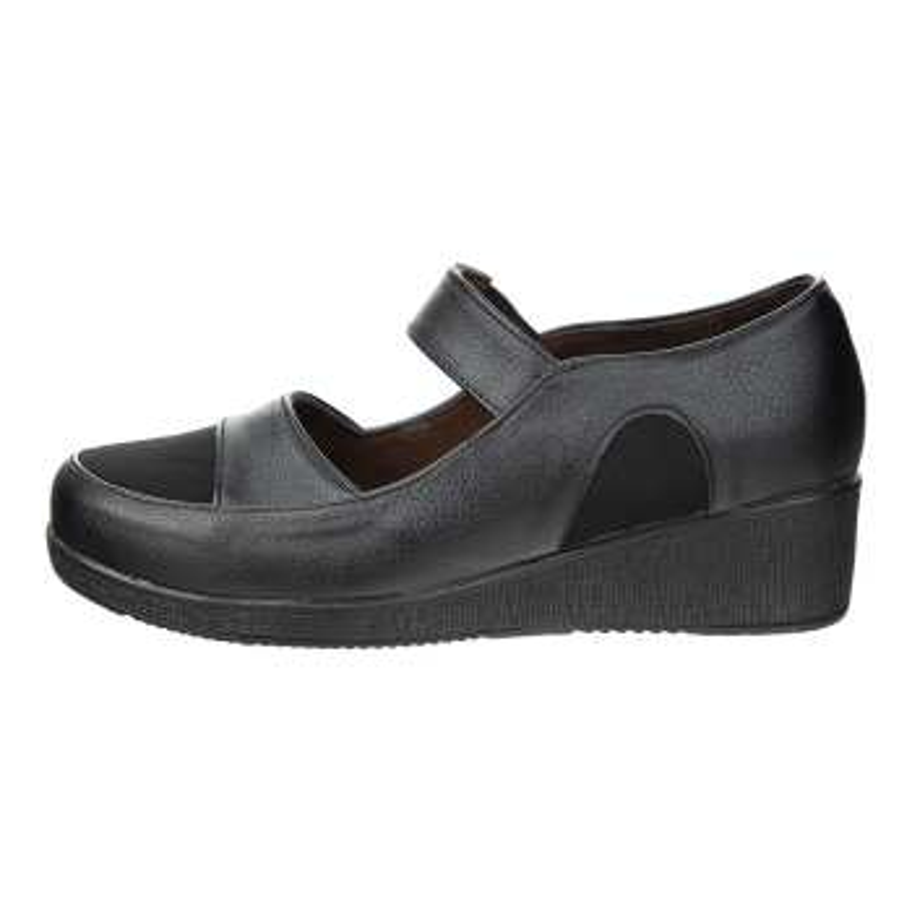 کفش زنانه سینا مدل آیدا مشکی کد 15