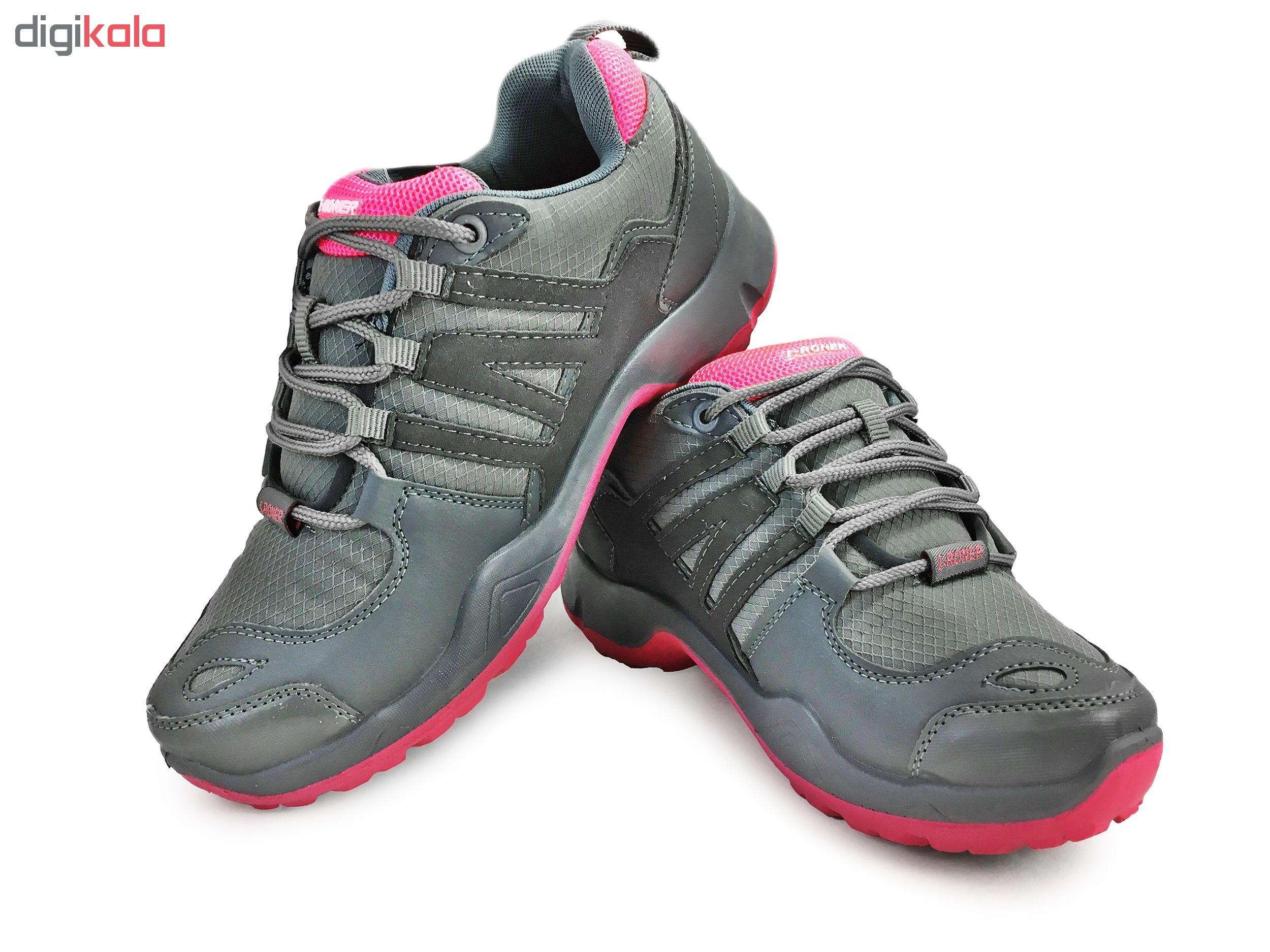 کفش مخصوص پیاده روی نه گام ایران مدل رانر کد SJ158