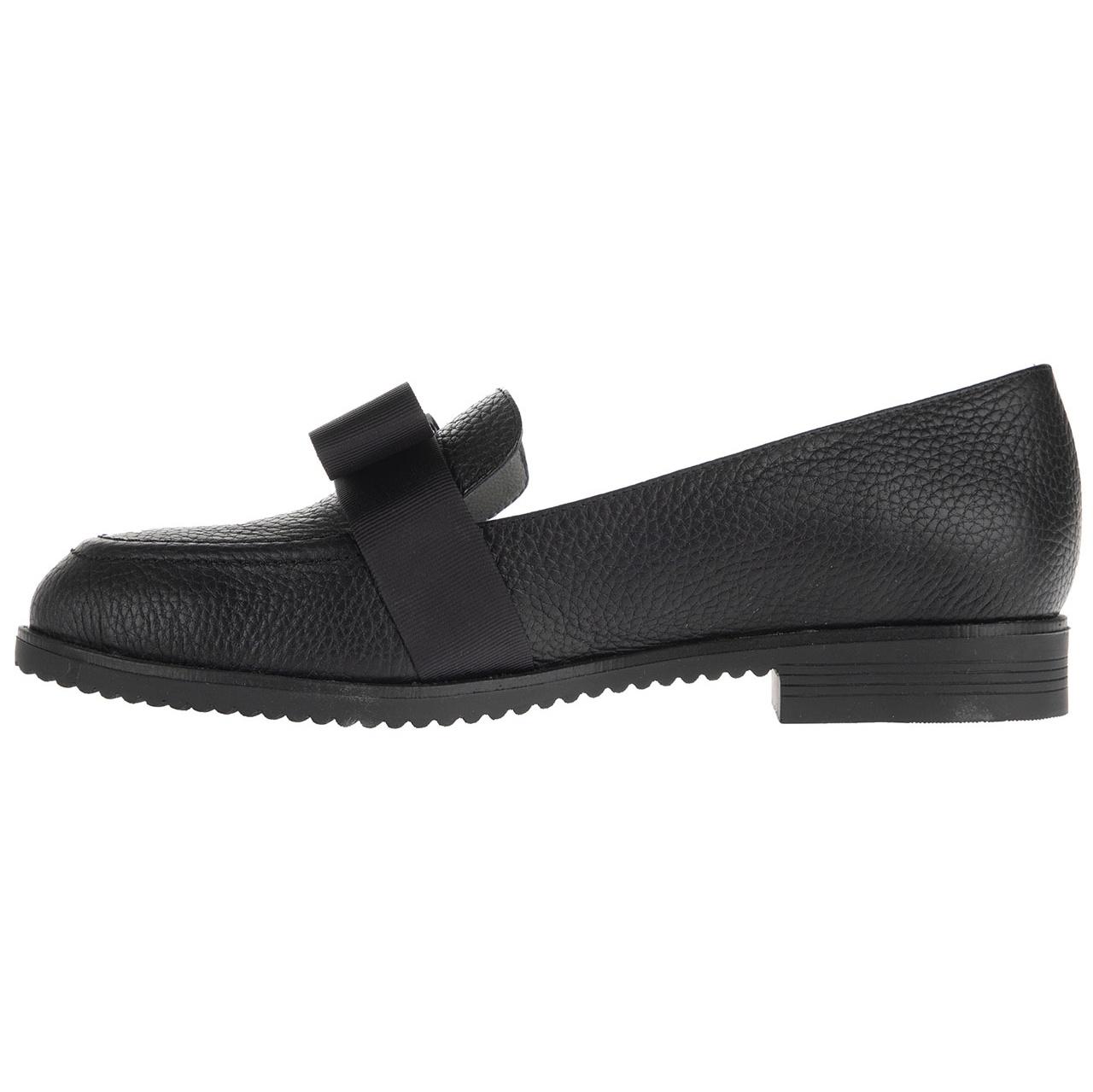 تصویر کفش زنانه طرح پاپیون