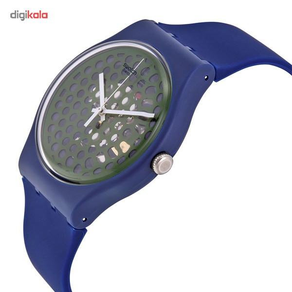 ساعت مچی عقربه ای سواچ مدل SUON113