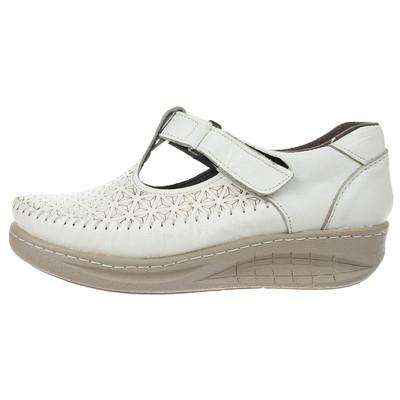 تصویر کفش زنانه ساینا چرم مدل هاله W